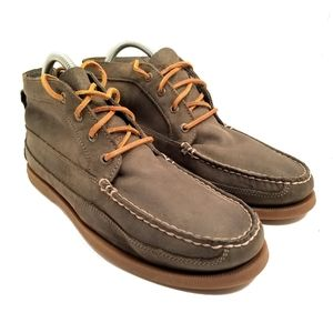 Sperry Top Sider Mid Top Boat Shoes